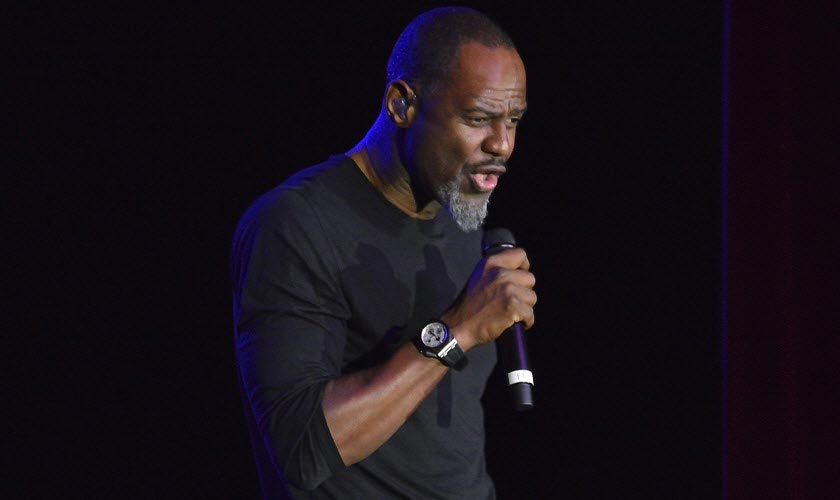 Interview with Brian McKnight
