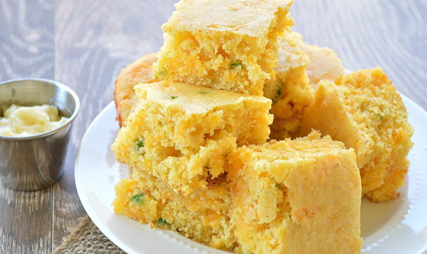 Sweet Chili Cornbread