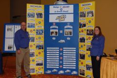 Ridge Napa Auto Parts Trade Show at Four Winds Casino New Buffalo, Michigan