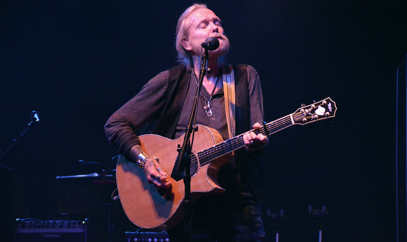 Interview with Gregg Allman