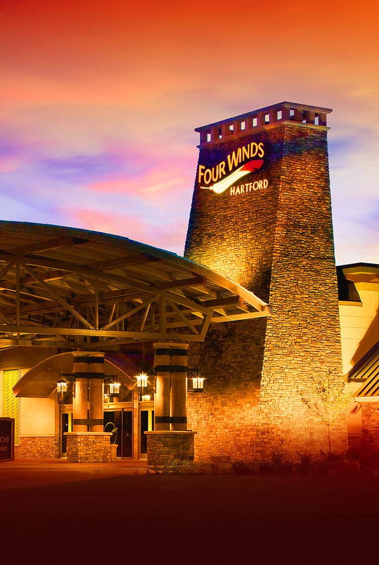 four winds hartford casino best casino in michigan