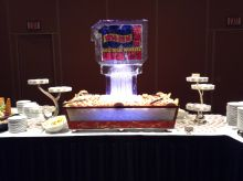 IBEW 100th Anniversary Food Table