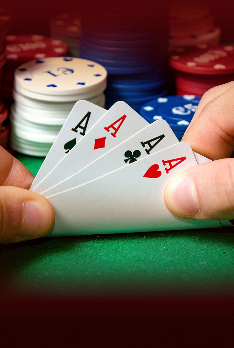 Poker Room | No Limit Hold'em | South Bend Casino
