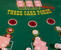 Three Card Poker Progressive