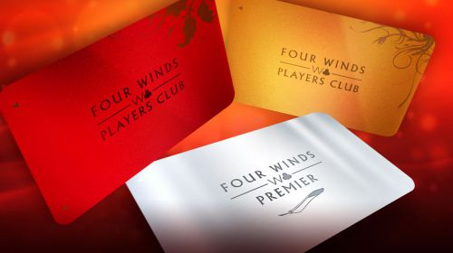 Four Winds Club Cards