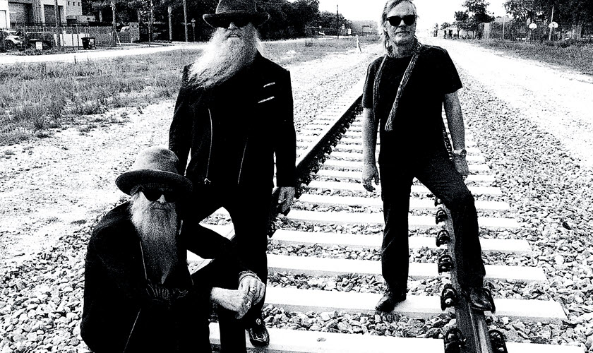 Interview with ZZ Top